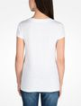 ARMANI EXCHANGE REBEL SCOOP NECK TEE Logo Tee D r
