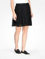 ARMANI EXCHANGE LACE FLARE MINI SKIRT Skirt D d