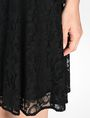 ARMANI EXCHANGE LACE FLARE MINI SKIRT Skirt D e