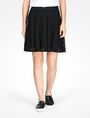 ARMANI EXCHANGE LACE FLARE MINI SKIRT Skirt D f