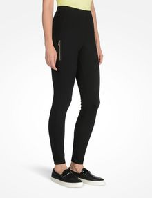 ARMANI EXCHANGE ZIPPER LEGGINGS Legging Woman d