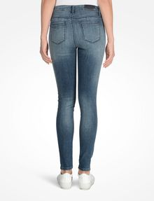 ARMANI EXCHANGE MEDIUM WASH SUPER SKINNY JEANS Skinny jeans D r