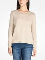 ARMANI EXCHANGE FOIL TRIM CREW NECK SWEATER Pullover D f