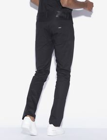 ARMANI EXCHANGE CLASSIC SLIM-FIT TWILL PANTS Dress Pant [*** pickupInStoreShippingNotGuaranteed_info ***] e
