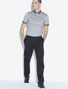 ARMANI EXCHANGE CLASSIC STRAIGHT-LEG CHINO PANTS Chino Man d