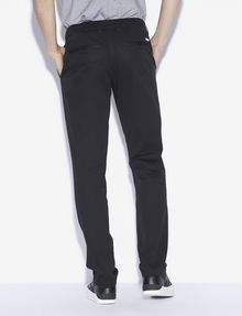 ARMANI EXCHANGE CLASSIC STRAIGHT-LEG CHINO PANTS Chino Man e