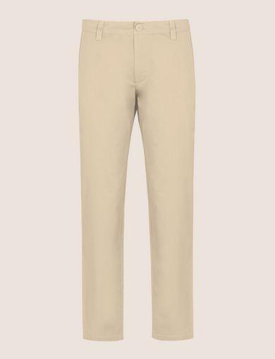 CLASSIC STRAIGHT-LEG CHINO PANTS