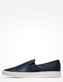 ARMANI EXCHANGE PERFORATED SLIP-ON SNEAKERS SLIP-ON Man f