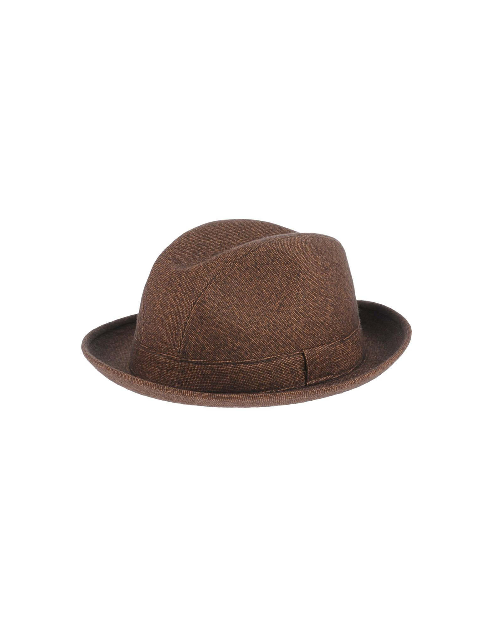 BARBISIO Hat in Brown