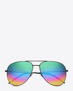 Women 39 s sunglasses saint laurent for Miroir ysl