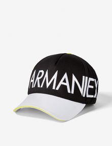 ARMANI EXCHANGE COLORBLOCK LOGO HAT Hat U f