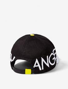 ARMANI EXCHANGE COLORBLOCK LOGO HAT Hat Man r