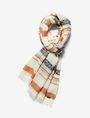 ARMANI EXCHANGE MIXED STRIPE WOVEN SCARF Scarf D f