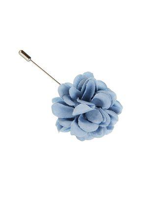 LANVIN WOOL AND SILK ROSE TIE PIN Tie pin U f