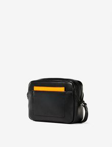 ARMANI EXCHANGE COLORBLOCK ACCENT CROSSBODY Bag D d