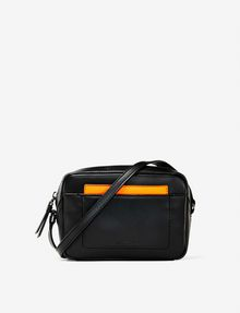 ARMANI EXCHANGE COLORBLOCK ACCENT CROSSBODY Bag D f