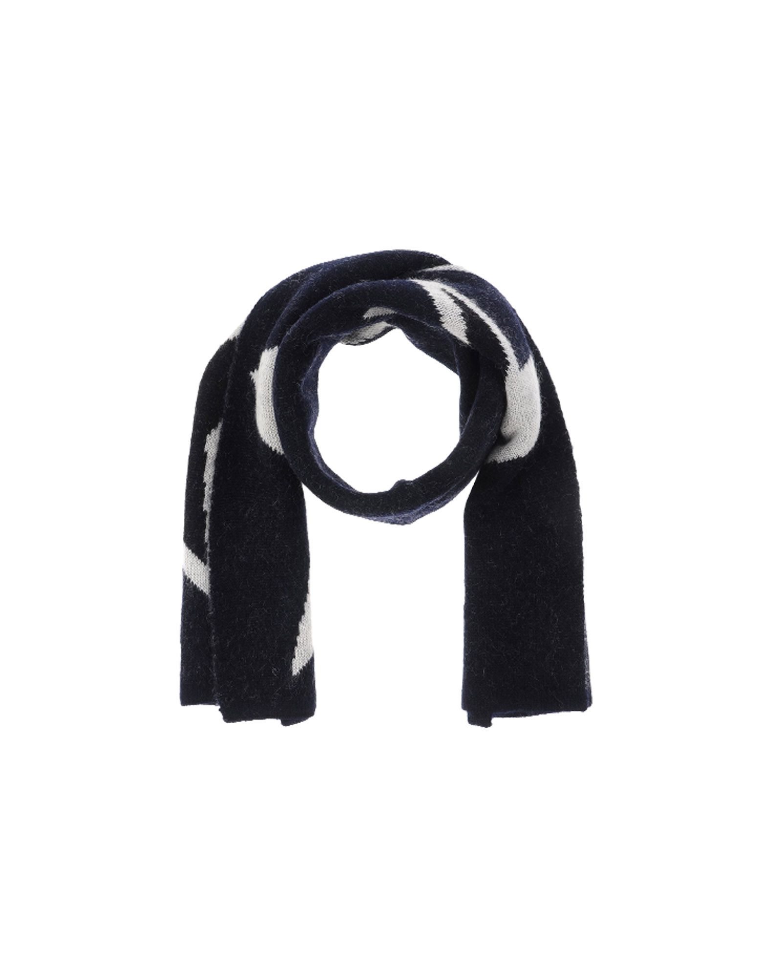 neil barrett female neil barrett oblong scarves
