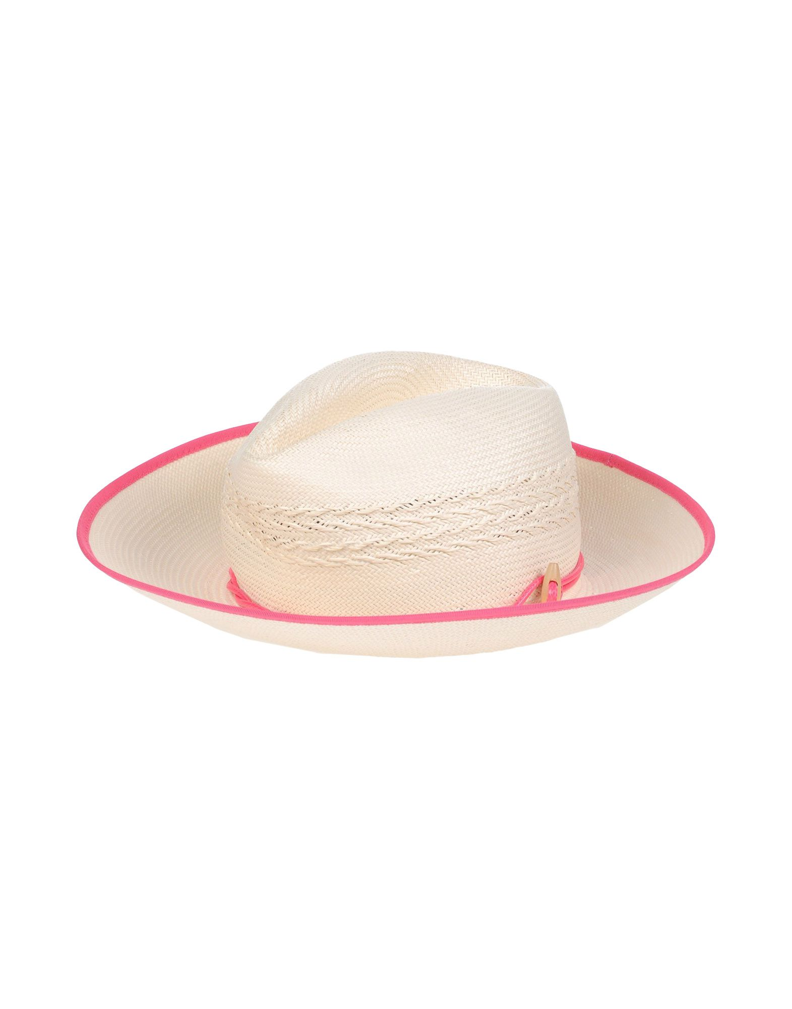 TRACY WATTS Hat in Ivory