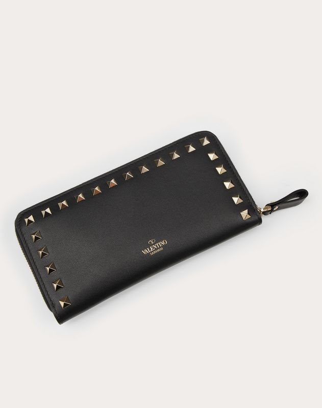 Rockstud Continental Wallet