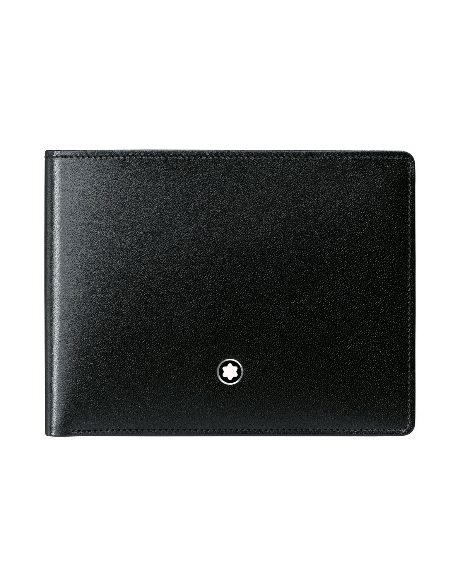 MONTBLANC Бумажник портфели montblanc mb9562