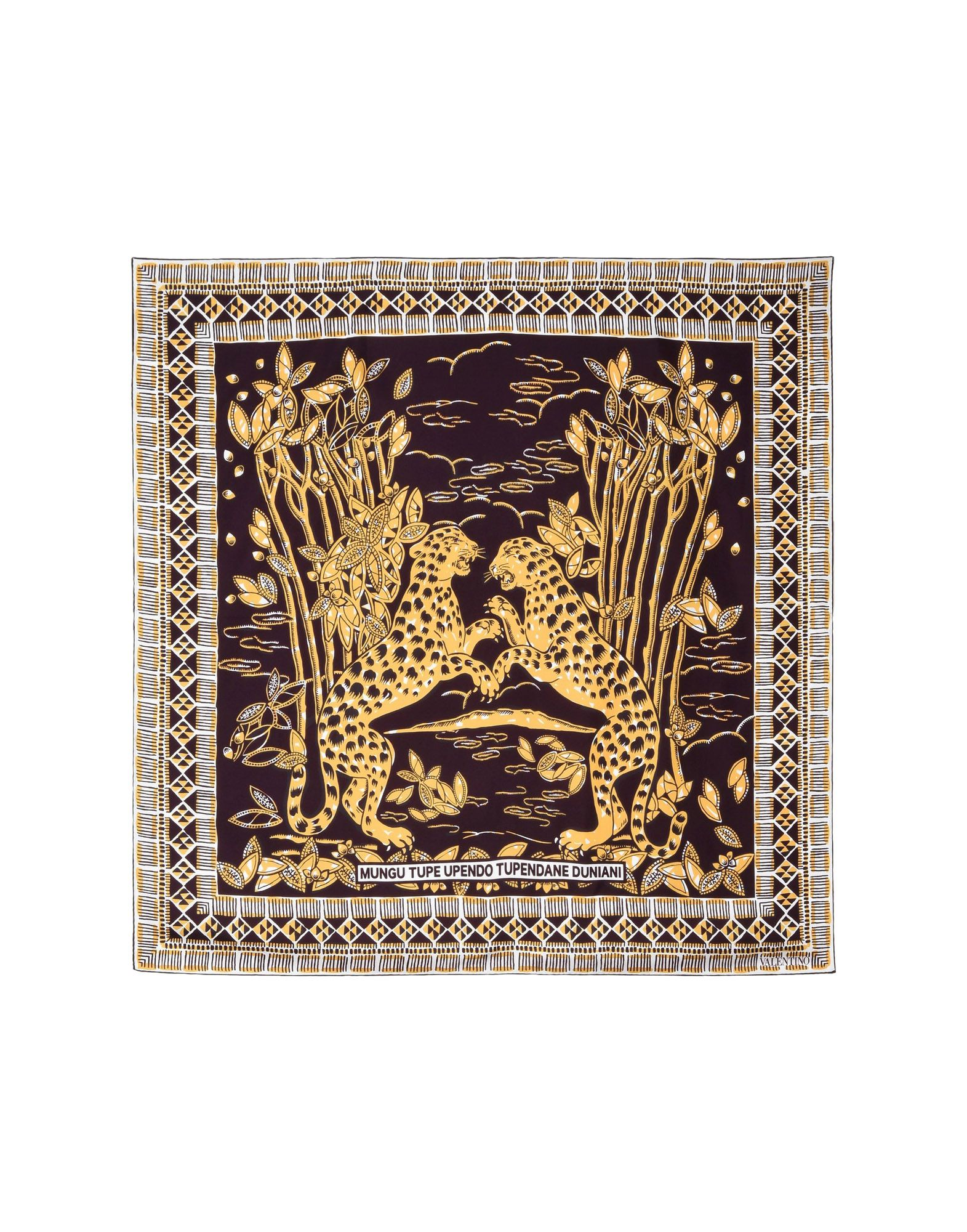 VALENTINO Платок valentino яркий женский платок valentino 28023