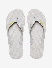 ARMANI EXCHANGE SOLID POP COLOR FLIP FLOP flip-flop Man f