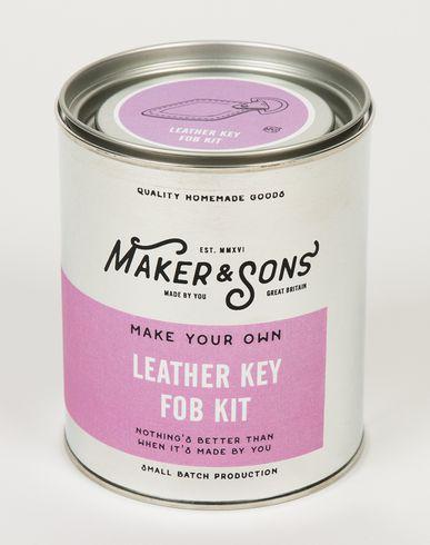 MAKER AND SONS Брелок для ключей брелок для ключей поршень