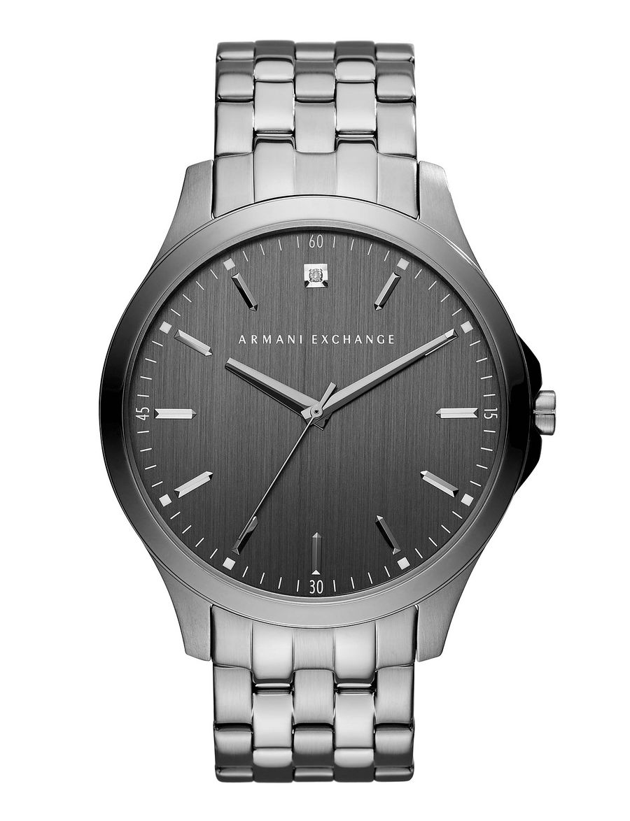 Armani Exchange Gunmetal Watch Fashion For Men A X Online