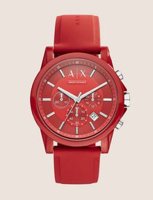 ARMANI EXCHANGE FLAME WATCH Watch Man f