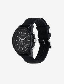 Armani Exchange BLACK TECH SPORT CHRONO WATCH  de7d993b7d