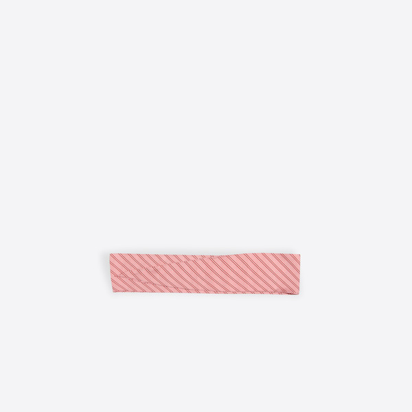 Striped Feminine Tie