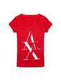 ARMANI EXCHANGE CUTUP A X TEE Logo Tee D f