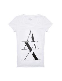 ARMANI EXCHANGE CUTUP A|X TEE Logo Tee D f