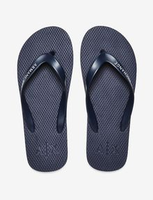 ARMANI EXCHANGE SOLID POP COLOR FLIP FLOP Flip Flop U f