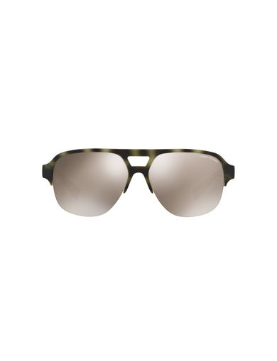 FATIGUE TORTOISE AVIATOR SUNGLASSES