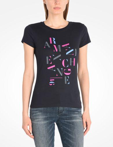 グリッターロゴTシャツ