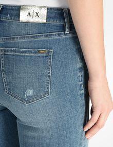 ARMANI EXCHANGE HIGH WAIST SUPER SKINNY JEANS Skinny jeans D e