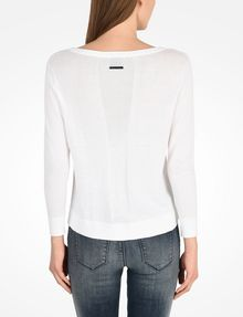 ARMANI EXCHANGE CREW NECK SWEATER Pullover Woman r