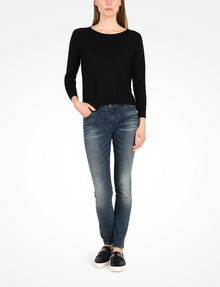 ARMANI EXCHANGE CREW NECK SWEATER Pullover Woman a