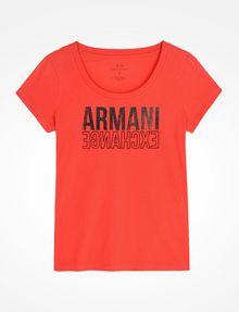 ARMANI EXCHANGE T-shirt à manches courtes Femme b
