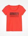 ARMANI EXCHANGE Short-Sleeved Tee Woman b