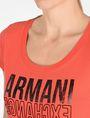 ARMANI EXCHANGE T-shirt à manches courtes Femme e