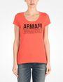 ARMANI EXCHANGE T-shirt à manches courtes Femme f