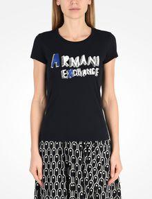 ARMANI EXCHANGE ロゴTシャツ ロゴTシャツ レディース f