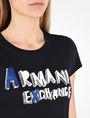 ARMANI EXCHANGE ロゴTシャツ ロゴTシャツ レディース e