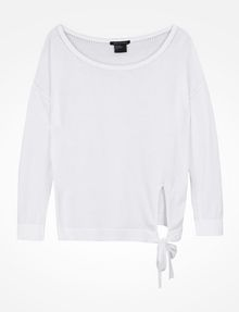 ARMANI EXCHANGE BOAT NECK SWEATER Pullover D b
