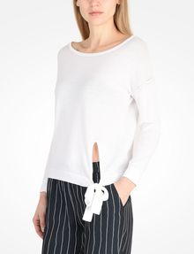 ARMANI EXCHANGE BOAT NECK SWEATER Pullover D d