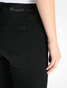 ARMANI EXCHANGE WASHED BLACK HIGH WAIST SUPER SKINNY JEANS Skinny jeans D e