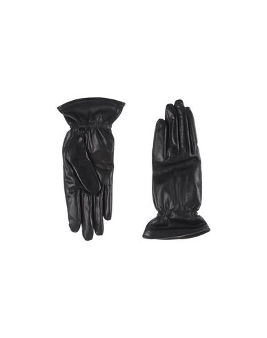 UGG AUSTRALIA レディース 手袋 ブラック S 革