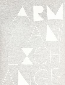 ARMANI EXCHANGE ビーズロゴTシャツ ロゴTシャツ レディース e
